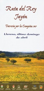 Senderismo Llerena-Campiña Sur-Badajoz