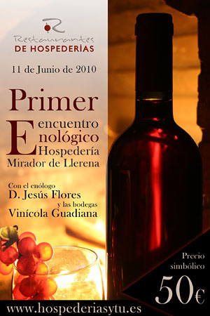 01 - Jesús Flores - Llerena - Encuentro Enológico