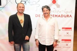 José Carlos Macías y José Padilla