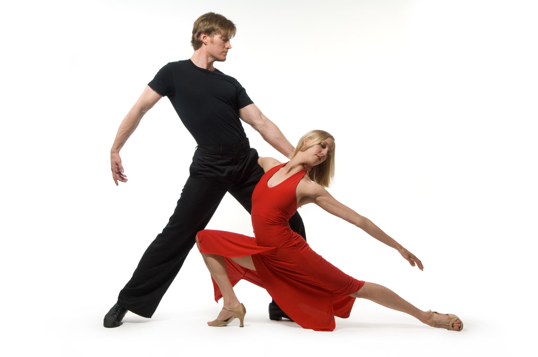 Persona Bailando