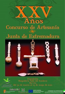 Exposicin: 25 aos del Concurso de Artesana de la Junta de Extremadura