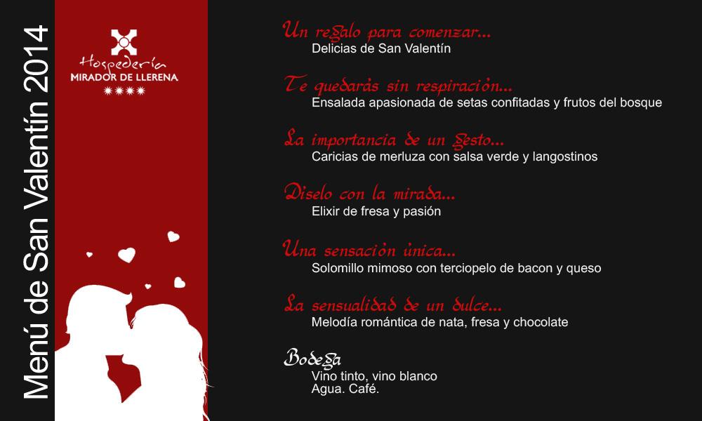 San Valentín 2014 en Extremadura