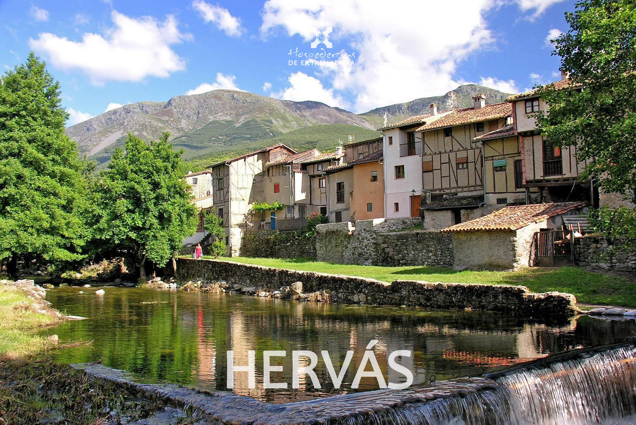 Fondos de pantalla con fotos de herv s for Hoteles rurales en extremadura con piscina