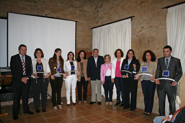 Hospederías de Extremadura recibe la Q de Calidad Turística