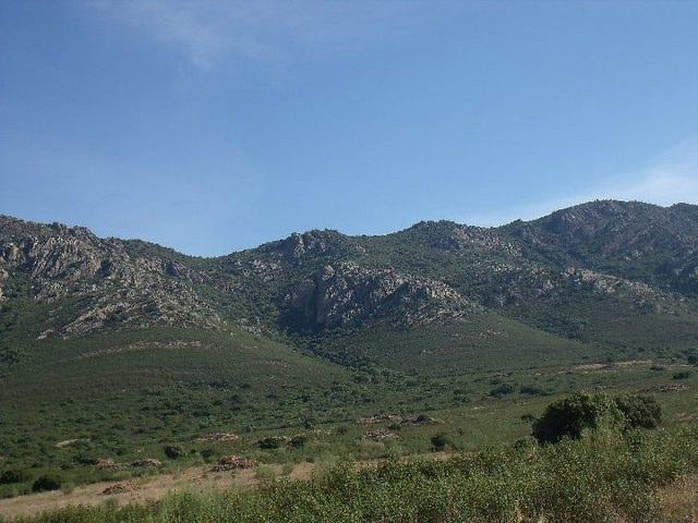 Sierra de la Moraleja - Foto: almadeneconatural.wordpress.com