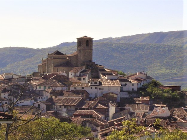 Iglesia Castillo de Hervás
